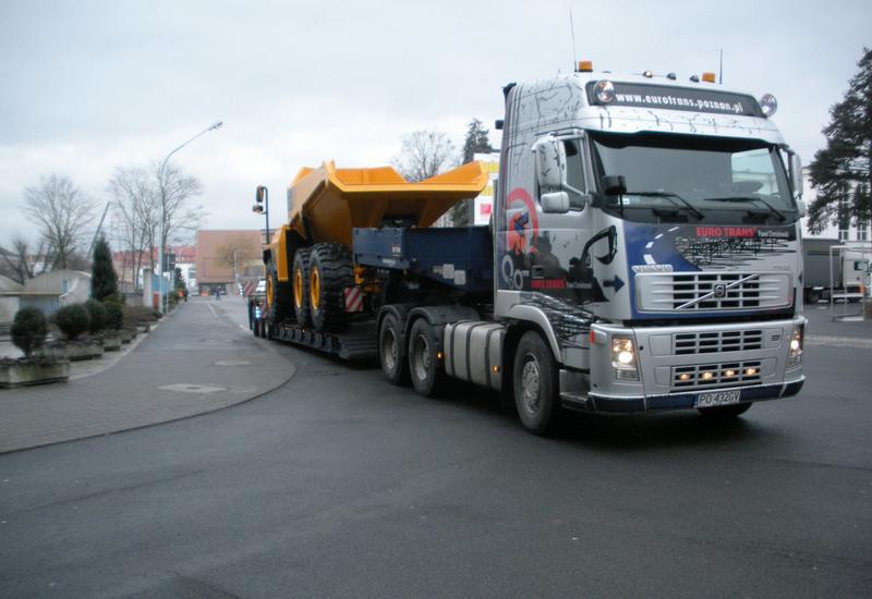 doosan dx300slr - Euro Trans - transport ma... zdjęcie 1