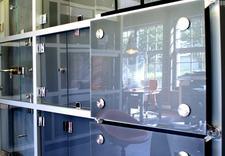 Szkło hartowane, ścianki szklane, mocowania fasadowe