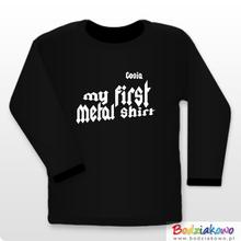 My  first metalshirt
