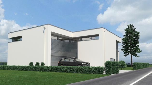 nowoczesnych - Loft Architekci. Biuro ar... zdjęcie 8