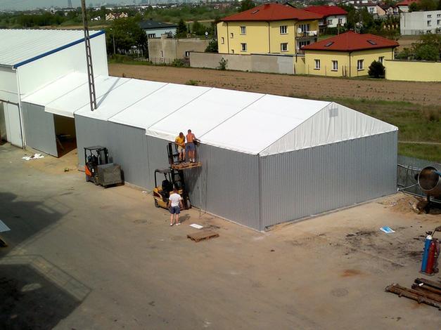 namioty konferencyjne - Namiotex zdjęcie 11
