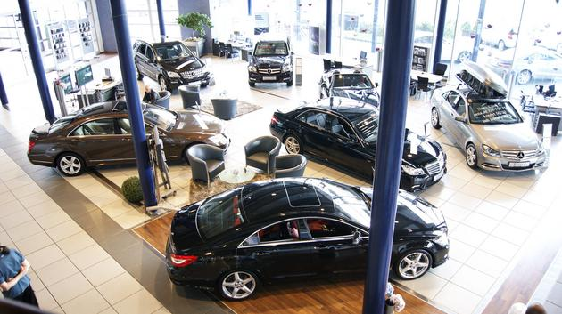 leasingowanie - Mercedes-Benz Sosnowiec S... zdjęcie 3