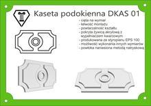 Kaseta podokienna DKAS