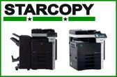 STARCOPY Kserokopiarki, kasy fiskalne - sprzedaż, serwis, naprawa