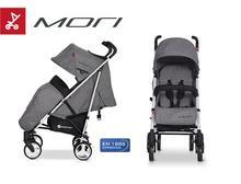 Wózek spacerowy MORI Euro-Cart (Carbon)