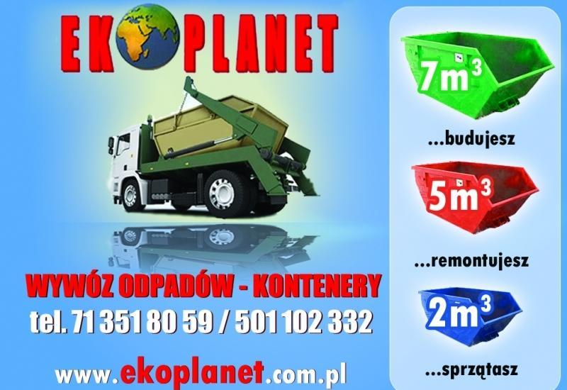 grabienie - Ekoplanet. Wywóz odpadów,... zdjęcie 4