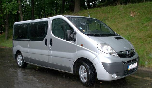 busy osobowe - Auto Bodek - wypożyczalni... zdjęcie 1