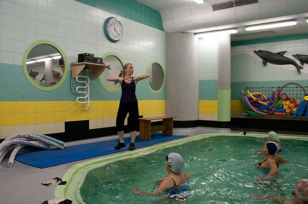 rehafit - FitSwim Centrum Pływania ... zdjęcie 9