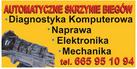 FHU Wojciech Golemo, automatyczne skrzynie biegów, mechanik, naprawa