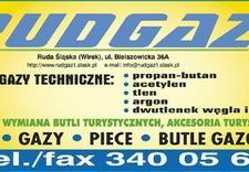 paliwo gazowe ruda śląska - Rudgaz 1. Gaz w butlach, ... zdjęcie 1