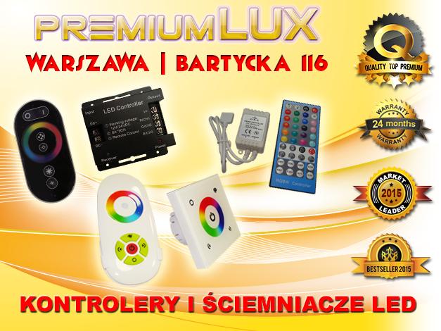 Premium Lux Lampy żarówki Taśma Led Warszawa Mapa