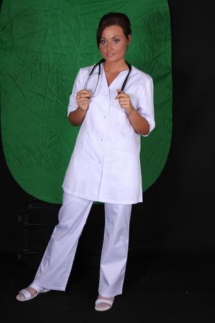 fartuchy medyczne poznań - MK+MED. Profesjonalna odz... zdjęcie 6