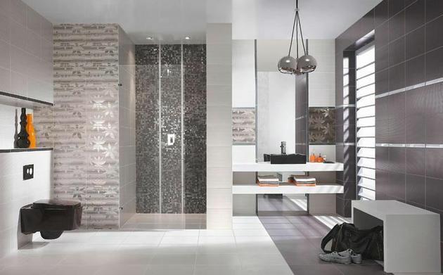 mozaika do łazienki - Ceramika Paradyż Sp. z o.... zdjęcie 5