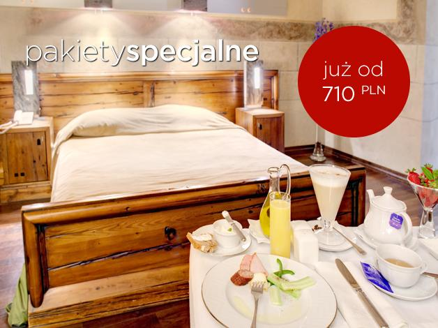 Zachęcamy do zapoznania się z ofertą pakietów specjalnych. Nocleg i kolacja w jednej z naszych restauracji w bardzo atrakcyjnych cenach.