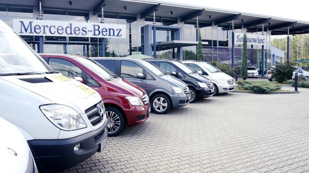 leasing - Mercedes-Benz Sosnowiec S... zdjęcie 2