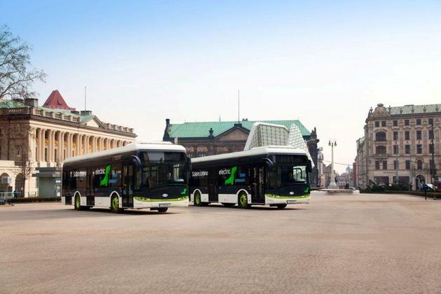 Hybrid - Solaris Bus & Coach S.A. zdjęcie 3