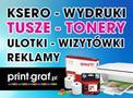 Print-Graf.pl. Ksero, tonery, tusze, reklamy