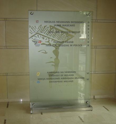drzwi szklane - ALHEN ARTSZKŁO Sp. z.o.o. zdjęcie 1