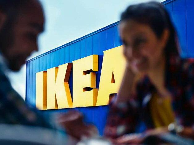 piętrowe - IKEA Wrocław. Meble kuche... zdjęcie 1