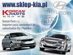 Korean Parts. Sprzedaż hurtowa i detaliczna części do kia i hyundai