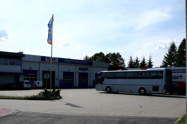 serwis samochodów ciężarowych - Nedpol Truck Service. Ser... zdjęcie 2