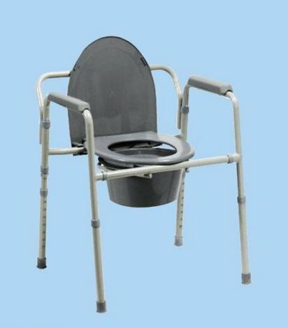 Składane krzesło toaletowe