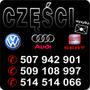Auto Lama Jakub Ratajczak - części Audi, Seat, Volkswagen