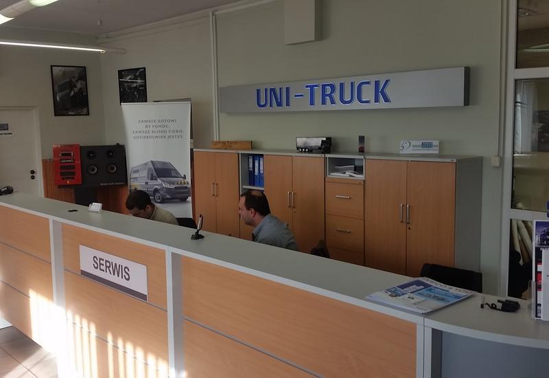 diagnostyka silnika - Uni-Truck Sp. z o.o. Ziel... zdjęcie 4
