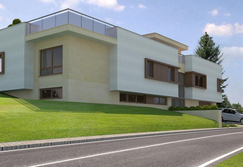 budynki usługowe - LOFT architekci Daria i P... zdjęcie 1