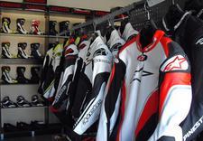 Odzież motocyklowa, kaski, akcesoria motocyklowe