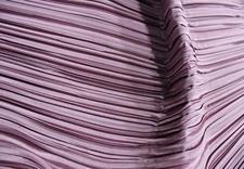 Plisowanie, wycinanie tkanin