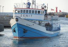 ratowniczy - M/Y ZENIT  rejsy wędkarsk... zdjęcie 1