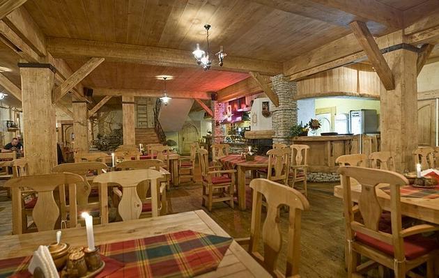 noclegi - Czarny Staw. Restauracja,... zdjęcie 6