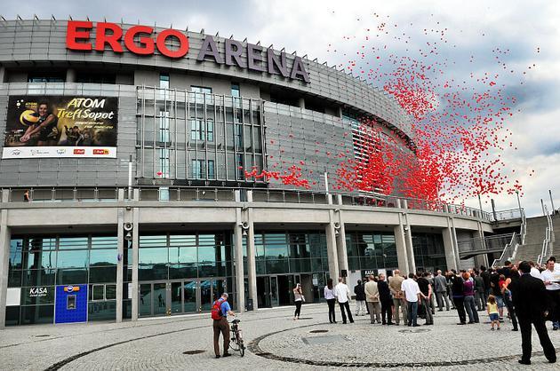 hala sportowa pomorskie - Ergo Arena zdjęcie 1