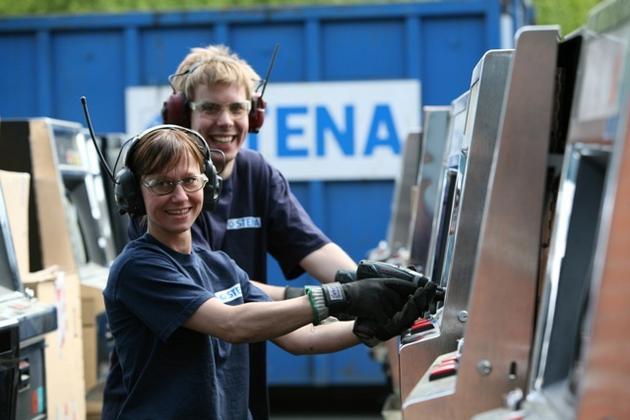 punkt skupu - Stena Recycling Sp. z o.o... zdjęcie 8