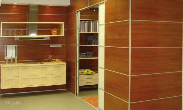 szafy z drzwiami przesuwanymi indeco - INDECO Szafy, garderoby, ... zdjęcie 14