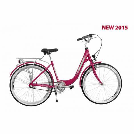Rowery Miejskie to niepowtarzalny design i elegancja. Cała seria zaprojektowana tak, aby każdy znalazł rower odpowiedni do swoich potrzeb