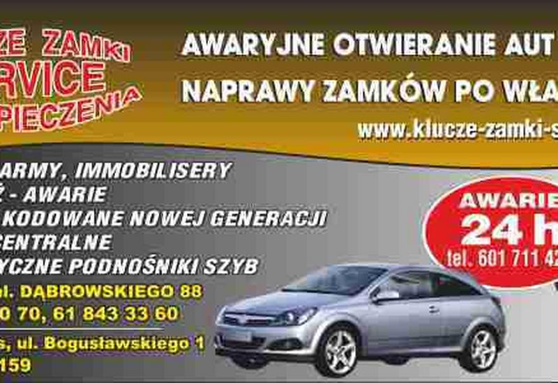 Klucze samochodowe z pilotem - Klucze-Zamki Service Mare... zdjęcie 1