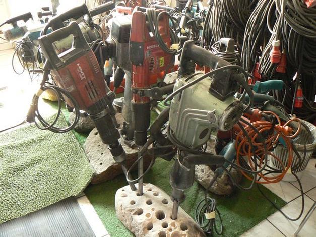 sprzęt ogrodniczy - BIS Wypożyczalnia Elektro... zdjęcie 2