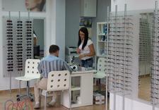 optyk, badanie wzroku