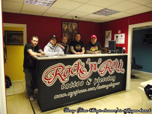 Rocknroll Tattoo And Piercing Katowice Katowice Mapa