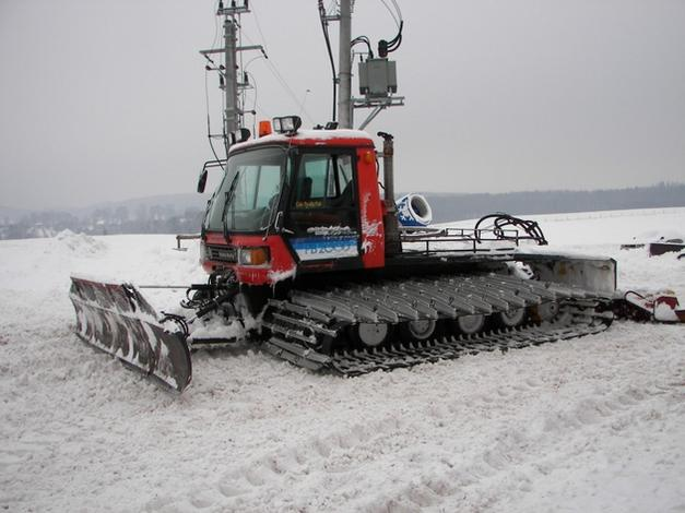 stok narciarski - Ośrodek Narciarski Trzepo... zdjęcie 3