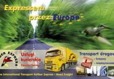 usługi kurierskie - Koliber Express Marek Świ... zdjęcie 1