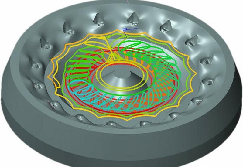 wtryskowych - 3D MASTER. Program CAD/CA... zdjęcie 8