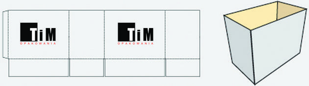 pudła kartonowe - P.P.H. TiM s.c. - Częstoc... zdjęcie 3