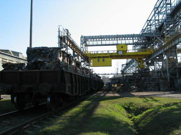 stacja demontażu pojazdów - ZŁOMEX S.A. Skup złomu, s... zdjęcie 6