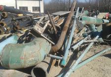 skup złomu stalowego i żeliwa