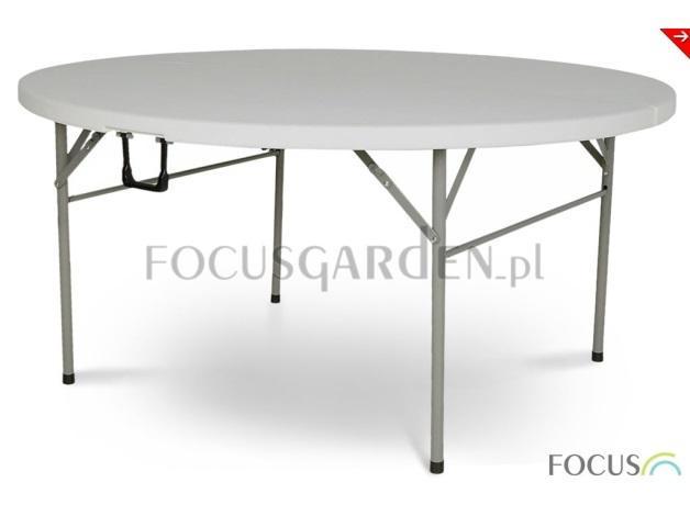 Prezentujemy duży, solidny i niezawodny stół cateringowy 183cm o bardzo szerokim zastosowaniu