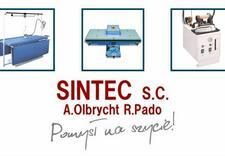 maszyny prasowalnicze - Sintec s.c. Maszyny do sz... zdjęcie 2