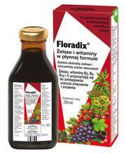 FLORADIX Żelazo i witaminy 250ml